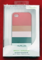 Multi Color Backcover 1 für Apple iPhone 4 / 4s