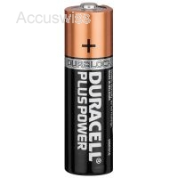 Duracell Plus Power AA, MN1500, 8er Pack Batterien