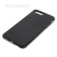 TPU Case kompatibel zu Apple iPhone 7 Plus schwarz
