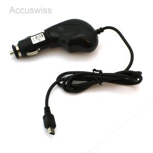 12V|Ladegerät|TMC Antenne fuer NAVIGON 4310 max KFZ-Ladekabel