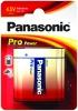 Panasonic, PRO POWER, 4,5V BLOCK, 3LR12PPG