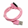 iPhone Dock Connector Kabel Pink