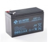 B.B. Battery HR9-12, 12V / 9Ah, 6.3mm T2 Faston