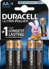 Duracell Ultra Power AA MX1500 4er Pack