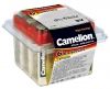 Camelion Plus Alkaline 9V Block, 6LR61, 6AM6 6er Pack