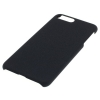 PC Case kompatibel zu Apple iPhone 7 Plus Sandstruktur schwarz