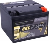 Intact Gel-Power 12V 22Ah (c5), 25Ah (c20), 27Ah (c100)
