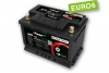 XPower LiFePO4 Autobatterie 12V 20Ah 750A Euro6 279x175x189mm